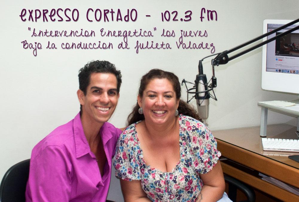 Johnny Garcia Julieta Valadez Espresso Cortado 102.3